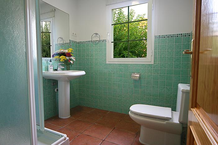 Main Bathroom Casa Sierra