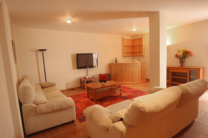 Basement Living Room Casa Sierra(2)