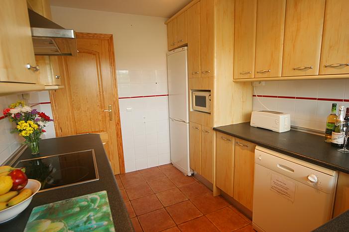 Kitchen Casa Mar